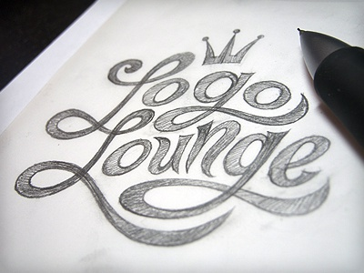 Refined Sketch vonster sketch branding typography hand lettering drawing