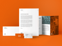 deMonich | Identity for industrial packaging solutions company