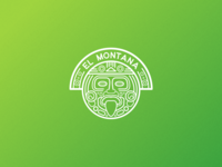 El Montana | Logo design