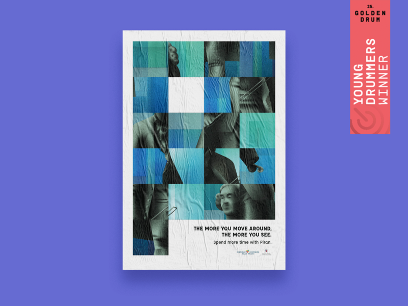 Young Drummers Competition 2018 WINNER by sanco on Dribbble