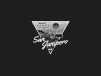 San Junipero | scifi movie logo series