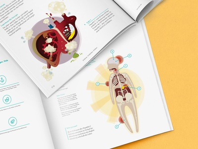 Hepatitis C Illustrations