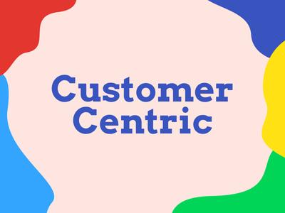 Customer Centric Identity idenity mailchimp google fonts brand branding newsletter unbabel