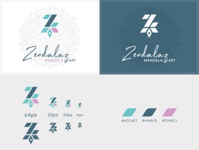 ZendalaZ.Art logo