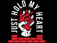 Hold My Heart Badge