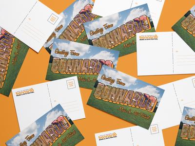 Bonnaroo Postcard