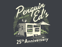 Penguin Ed's 25th Anniversary