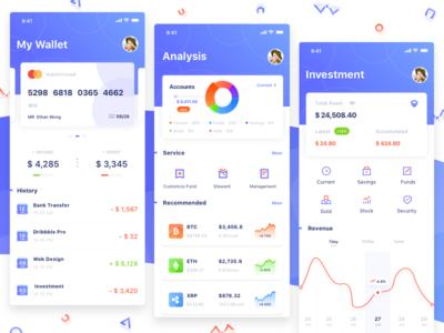 Banking app (shot 3)