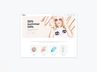 Blush - Beauty & Cosmetics Wordpress Theme