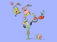 Spongebob Balancing