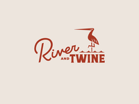 River and Twine Logo