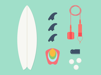 surfboard essentials