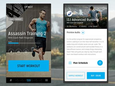 Fitness App Exploration