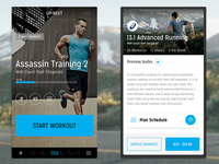 Fitness App Exploration