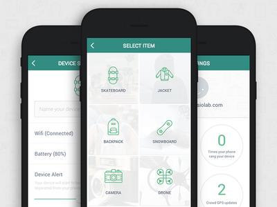 TrackR App