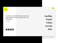 Portfolio web design webflow freelance designer portfolio
