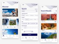 Extreme Travel App