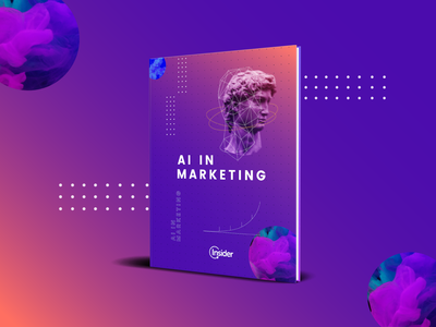 AI for Marketers - eBook Cover Design