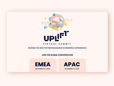 Uplift Global Virtual Summit Branding Design adobe figma logo design concept virtual summit branding design branding