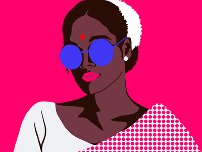 Beauty Standard 3 digital design drawing illustration pop art minimal procreate ipadpro graphic design digital art