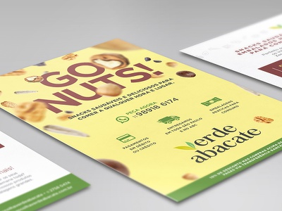 Verde Abacate | Print Design print visual identity logo