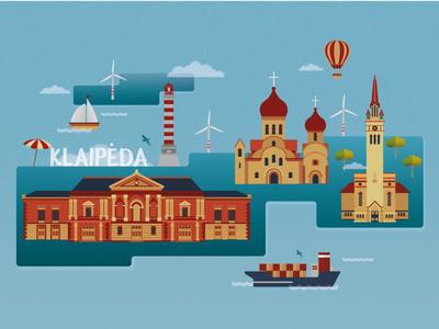 Klaipeda city
