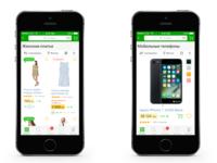 Online Shop iOS App