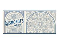 Gismonda's Label