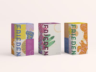Frieden Primary Box Designs