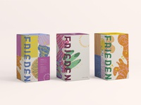 Frieden Primary Box Designs