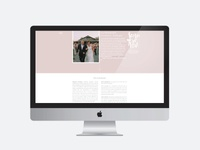 704 Photography Website Design