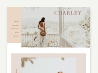 Ready-Made Theme, Charley, Designed by Studio 9 Co