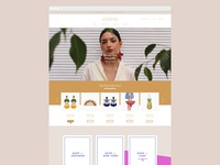 Ansha Branding & Ecommerce Design by Studio 9 Co