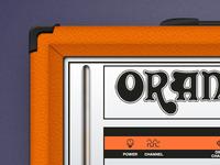 Orange Rockerverb Amplifier