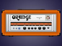 Orange Amplifier Final