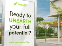 Unearth Life Coaching Billboard