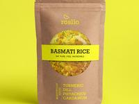 Roslio Vegan Rice Pouch