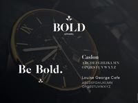 Bold Apparel Brand Assets