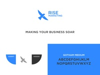 Rise Marketing Brand Assets