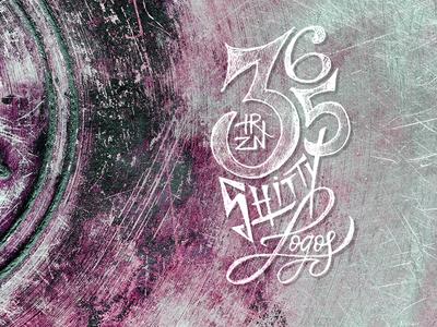 365 Shitty Logos