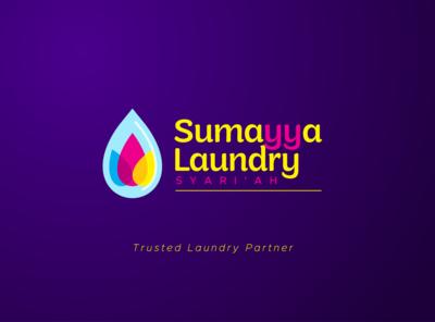 sumayya laundry syariah logo