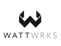 Logo Design for Watt Wrks