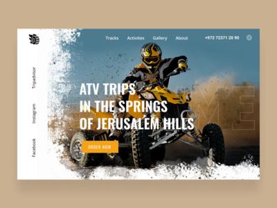 Dribbble ATV