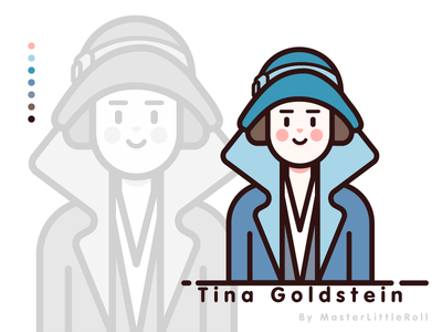 Fantastic Beasts_Tina Goldstein
