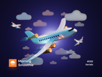 Aerials flights fly flight airline airport planes icons ico icon plane isometric design 3d art low poly diorama isometric illustration isometric blender blender3d 3d illustration
