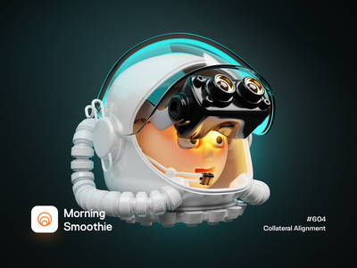 Collateral Alignment helmet design helmets helmet futuristic spaceship spacex spaceman astronaut space isometric design low poly 3d art diorama isometric illustration isometric blender blender3d 3d illustration