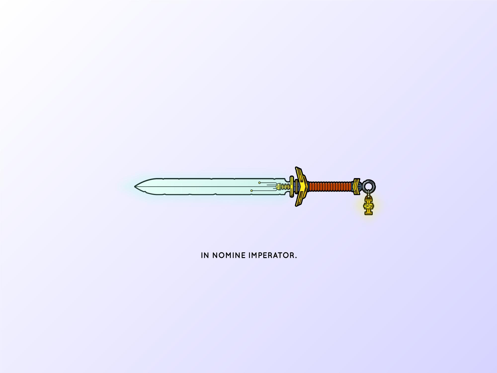 Inquisitors sword
