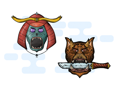 Samurai and Hound