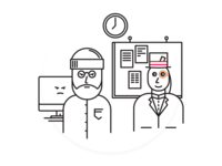 Annoying Mid-level Management