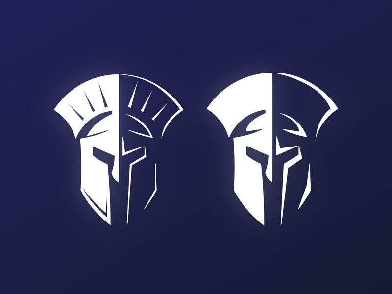 Spartans sports logo team sports logo design logos emblem helmet spartan brand design branding brand logodesign logo